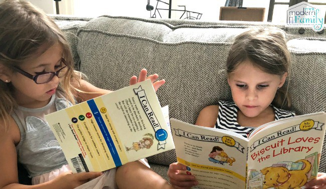 How to Teach Kids To Read - kids reading books