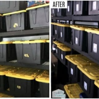 How to Organize the Garage Long Term