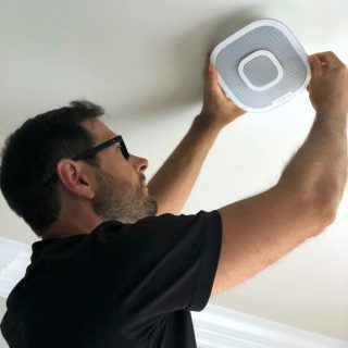 How you can Interact with your smoke and carbon monoxide alarm daily.