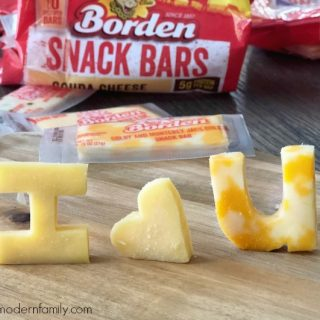 Fun Cheesy Snack Bar Ideas for the Lunch Box