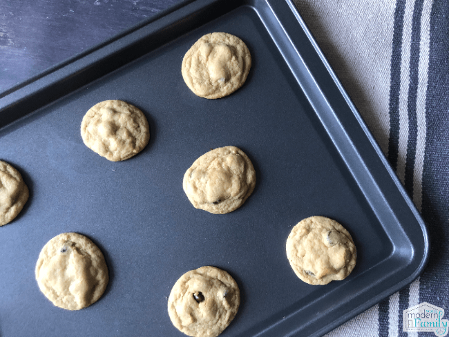 Grandma's Chewy Chocolate Chip Cookie Recipe