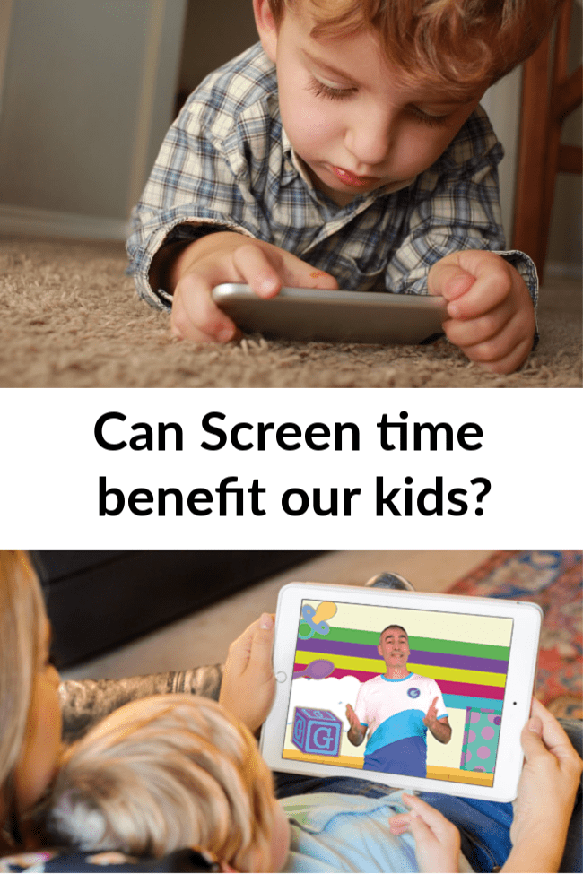 Can Screen time benefit our kids? Children learn best by DOING, not just WATCHING. #ad  #ExploreDiscoverAndGrow helps by bringing play & engagement into your home & onto your screens!  #WhatIsYourChildWatching
