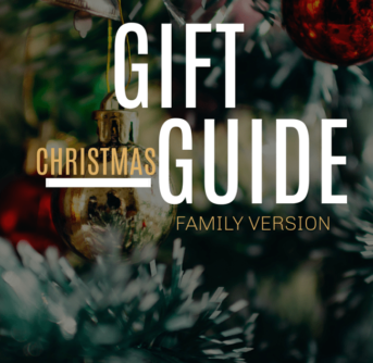 Gift guide book.