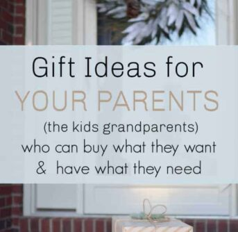 Meaningful Christmas gifts for parents who already have everything 1