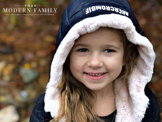 Why kids wear the same clothes again & again (Love this Abercrombie Kids outfit!)