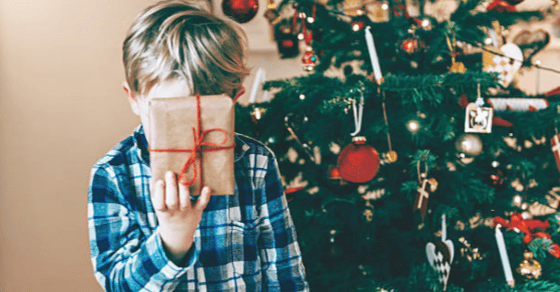Why some kids get so much & others get nothing for Christmas