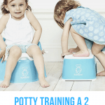 potty training in 2 days