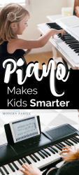 Studies that prove that piano makes kids smarter (and helps adults age slower!)