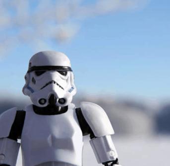 Star Wars Galaxy Land