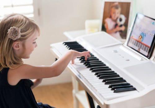 piano makes kids smarter