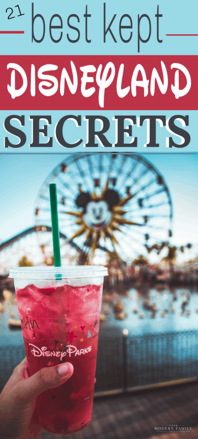21 Disneyland Secrets - what to do in Disneyland when it's crowded