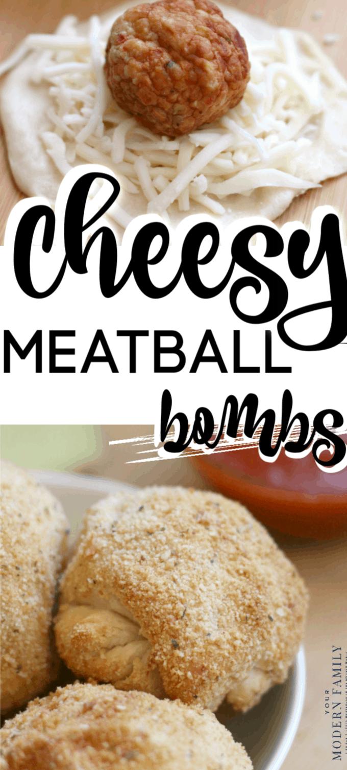 Cheesy Meatball Recipe