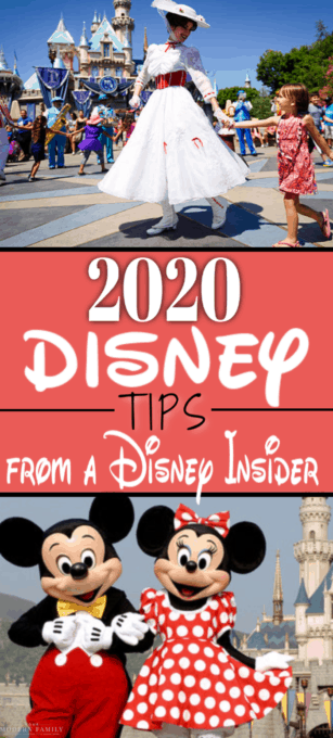 2020 disney tips from an insider