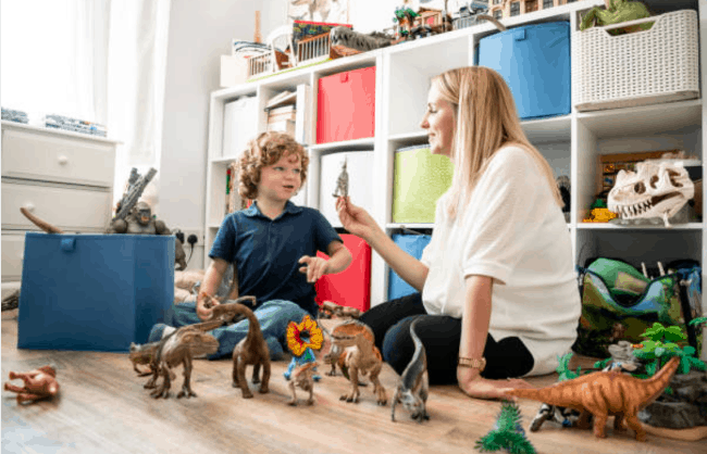 kids obsessed with dinosaurs are smarter