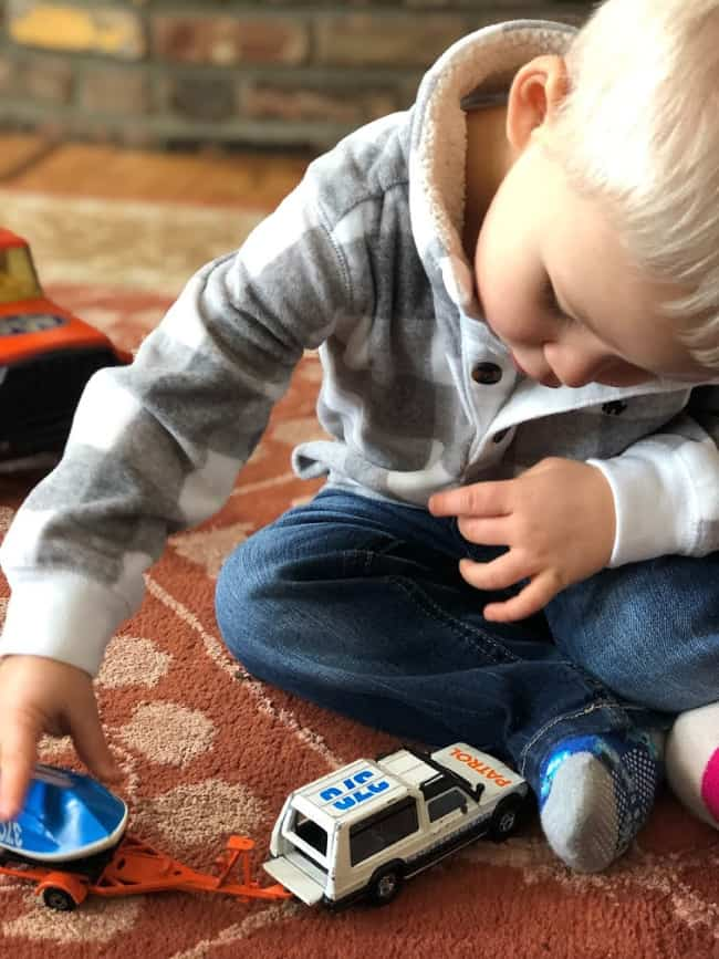 kids obsessed with cars are smarter