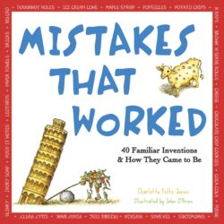 Reading material about mistakes that work.