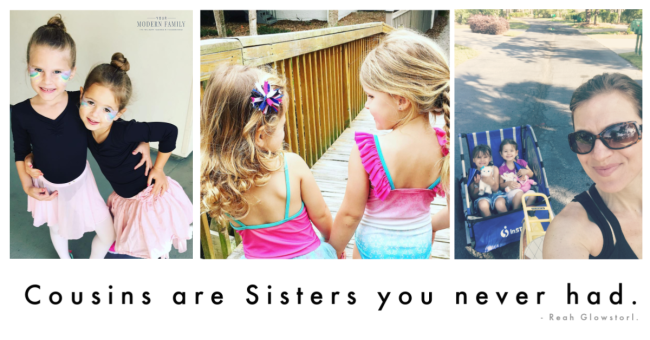 cousins are the sisters you never had