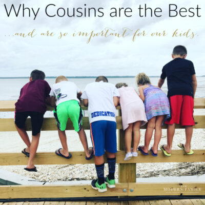 why cousins are so important