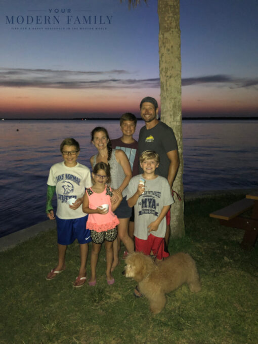 vacation with our family - hilton head island