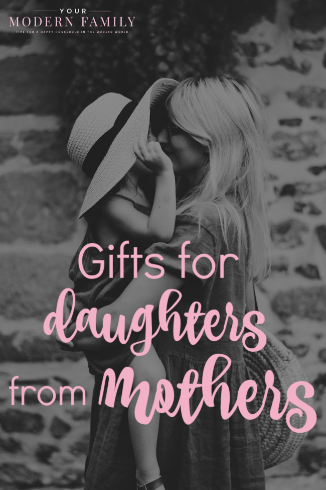 gifts for daughters from mothers