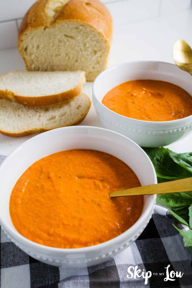 Tomato Soup - this is the BEST Recipe!