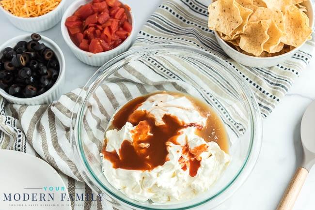 Taco Casserole Recipe picture