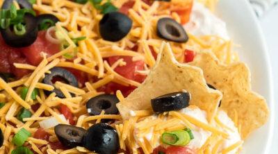 layerd taco dip