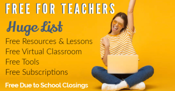 free online resources for teachers