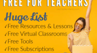Free Subscriptions for Teachers