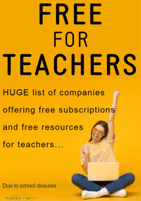Free Resources for Teachers