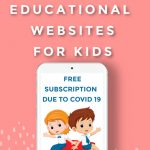 FREE EDUCATIONAL WEBSITES DUE TO PANDEMIC