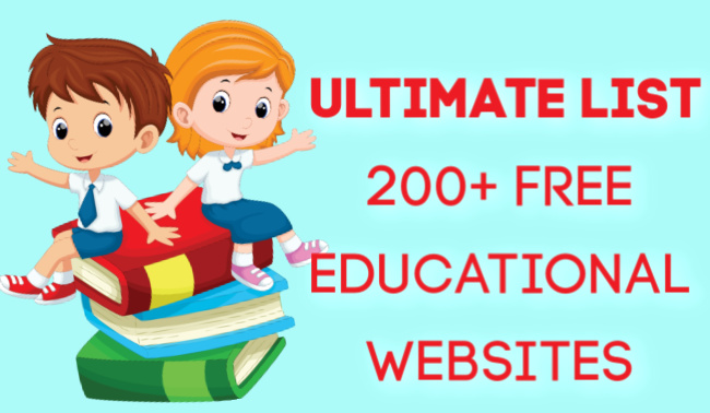 educational websites for kids