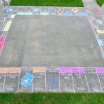 Sidewalk Chalk monopoly