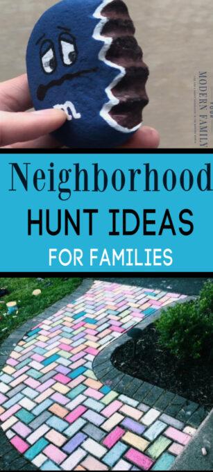 Neighborhood Hunt Ideas