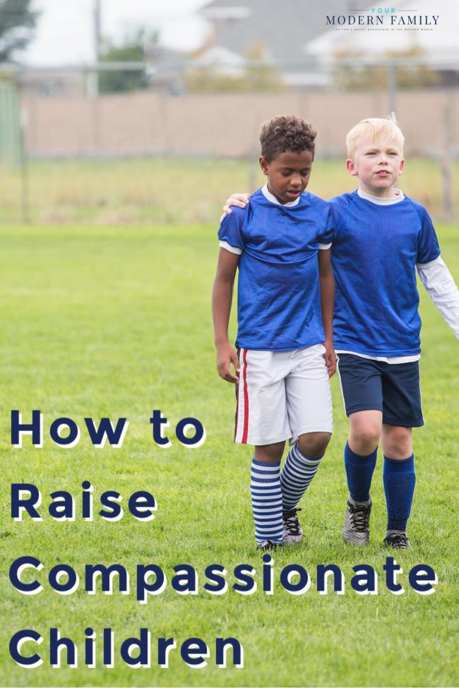 compassionate children