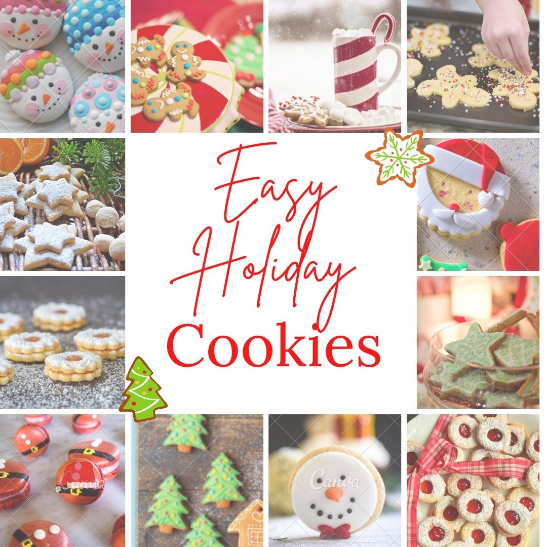 easy christmas cookies picture