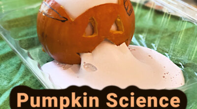halloween pumpkin science experiments