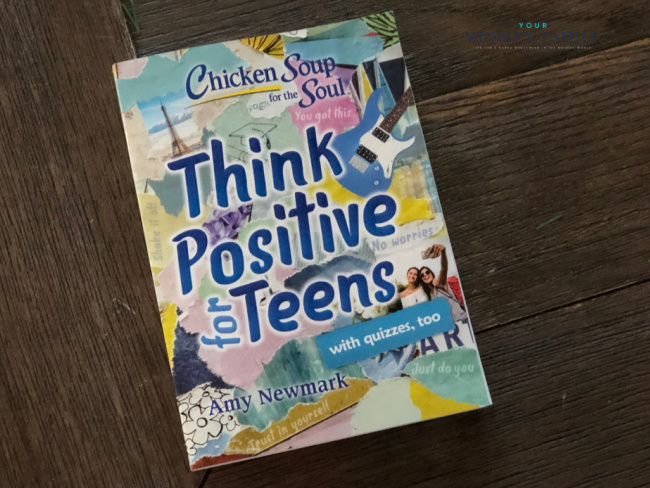 Chicken soup for the soul - positive thinking for teens
