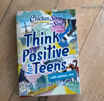 Positive Thinking book for teens