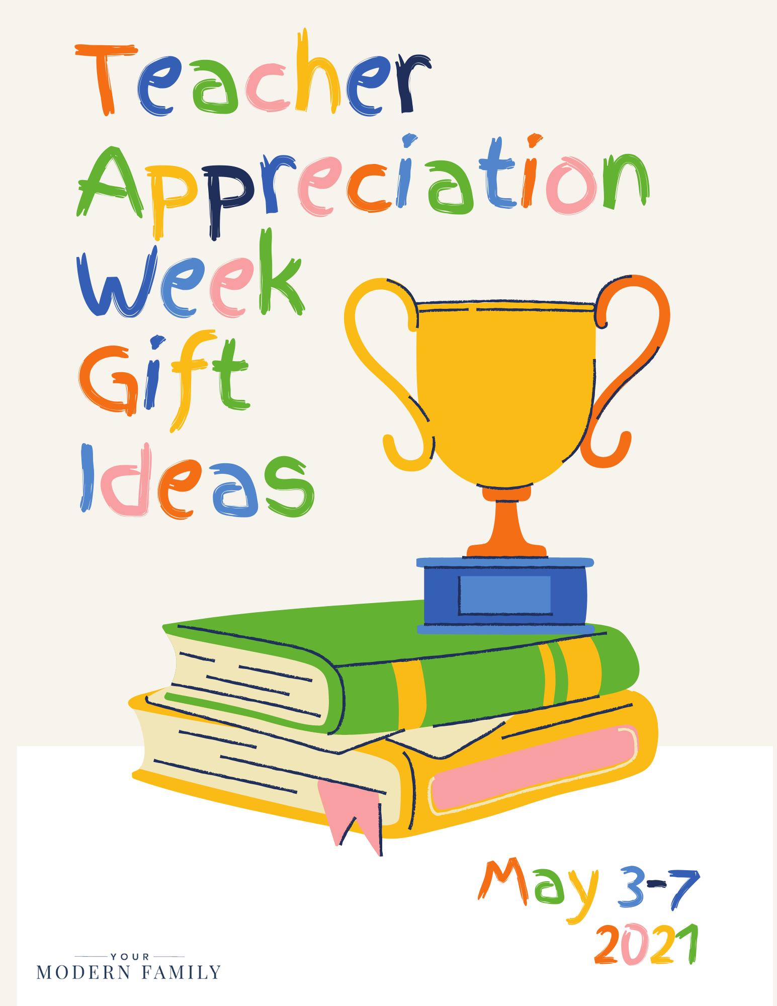 What Teachers Really Want for Teacher Appreciation Week