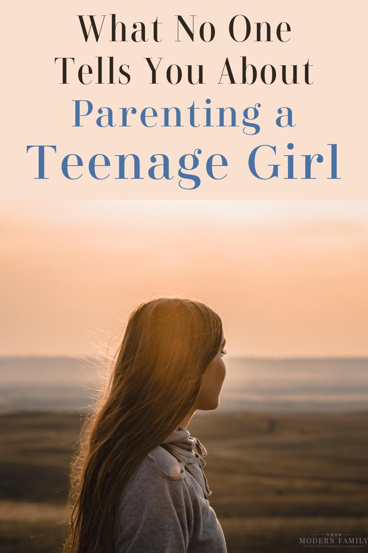 parent of teen girl