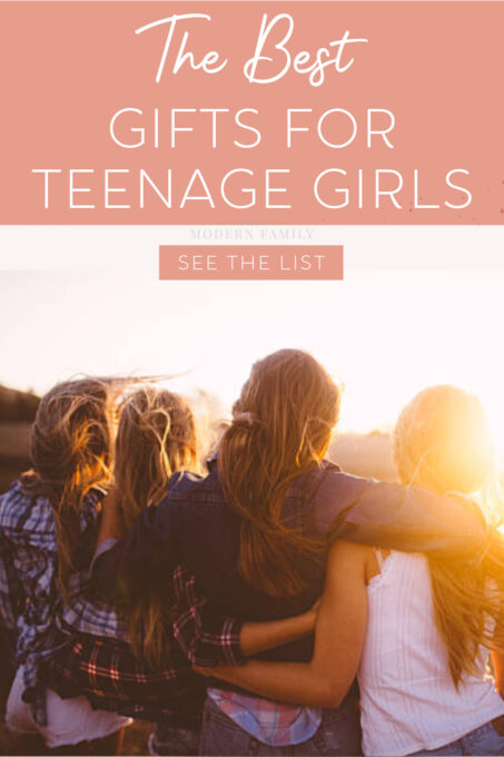 gifts for teenage girls