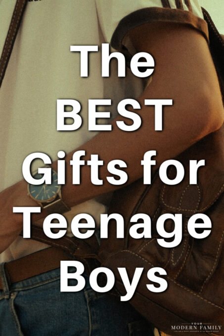 The best gifts for teenage boys