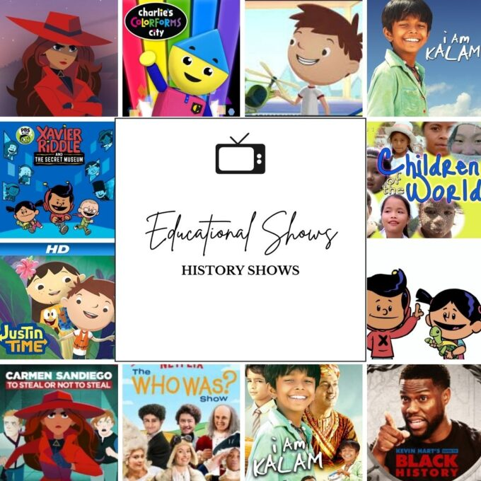 Educational shows for kids