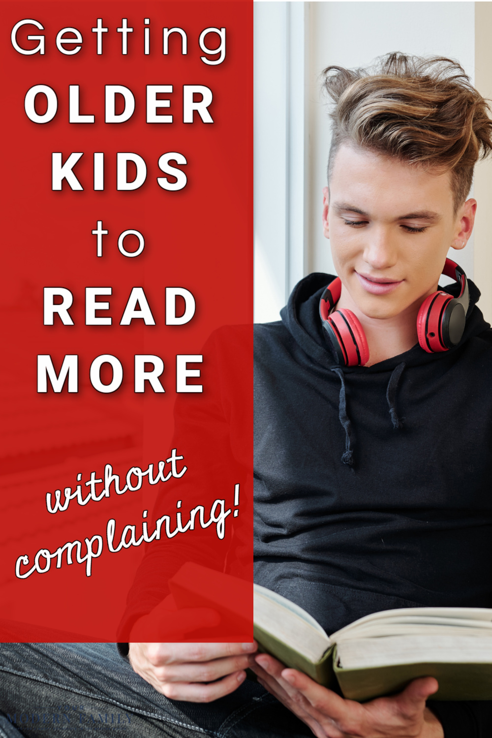 raise strong readers at any age