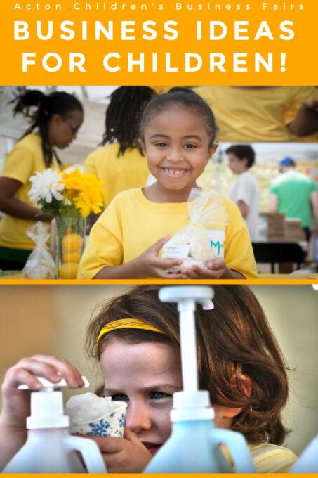 business ideas for children