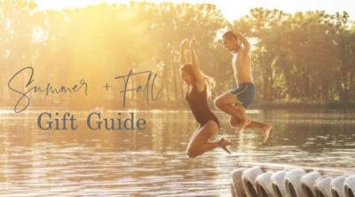 Summer Fall Gift Guide