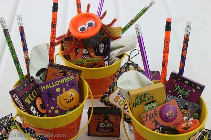 halloween treat ideas that aren't food